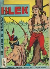 Blek (Les albums du Grand) -73- Numéro 73