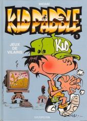 Kid Paddle -1a2001- Jeux de vilains