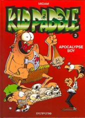 Kid Paddle -3a2004- Apocalypse Boy