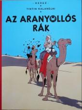 Tintin (en langues étrangères) -9Hongrois- Az aranyollos rak