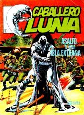 Caballero luna (El) (Vol.2) -9- Asalto a una isla extraña