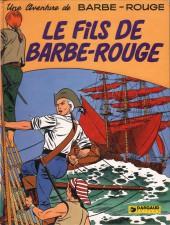 Barbe-Rouge -3a82- Le fils de barbe-rouge