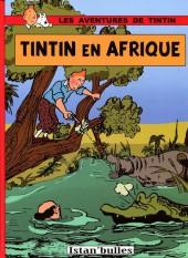 Tintin - Pastiches, parodies & pirates -'- Tintin en Afrique