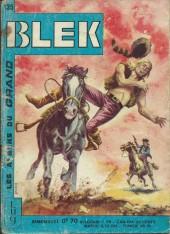 Blek (Les albums du Grand) -135- Numéro 135