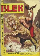 Blek (Les albums du Grand) -154- Numéro 154