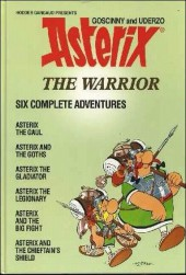 Astérix (en anglais) -INTa- Asterix the warrior