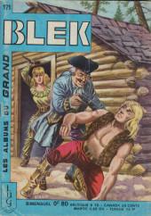 Blek (Les albums du Grand) -171- Numéro 171