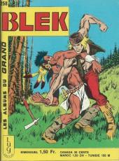 Blek (Les albums du Grand) -258- Numéro 258
