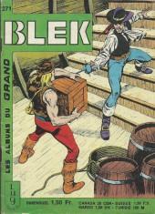 Blek (Les albums du Grand) -271- Numéro 271