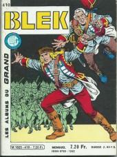 Blek (Les albums du Grand) -410- Numéro 410