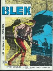 Blek (Les albums du Grand) -482- Numéro 482