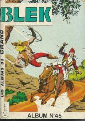 Blek (Les albums du Grand) -Rec45- Album N°45 (du n°376 au n°378)