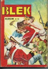 Blek (Les albums du Grand) -Rec12- Album N°12 (du n°222 au n°227)