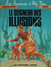 Les aventures d'Alef-Thau -4- Le seigneur des illusions