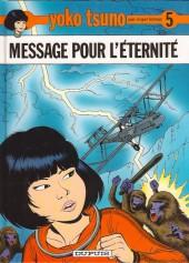 Yoko Tsuno -5c02- Message pour l'éternité