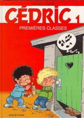 Cédric -1a2002- Premières classes