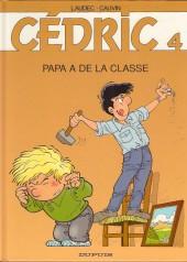 Cédric -4b02- Papa a de la classe