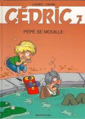 Cédric -7b02- Pépé se mouille