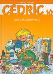 Cédric -10c02- Gâteau-surprise
