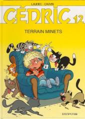 Cédric -12a2003/12- Terrain minets