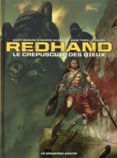 Redhand -INTa- Le crépuscule des Dieux