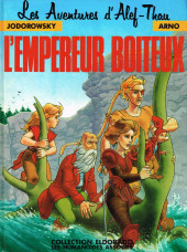 Les aventures d'Alef-Thau -5- L'empereur boiteux