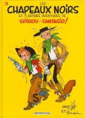 Spirou et Fantasio -3h02- Les chapeaux noirs
