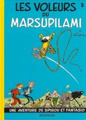 Spirou et Fantasio -5h02- Les voleurs du marsupilami