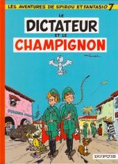 Spirou et Fantasio -7h01- Le dictateur et le champignon