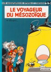 Spirou et Fantasio -13g05- Le voyageur du Mésozoïque