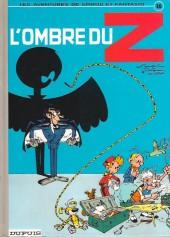 Spirou et Fantasio -16g01- L'ombre du Z