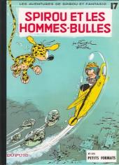 Spirou et Fantasio -17g02- Spirou et les hommes-bulles