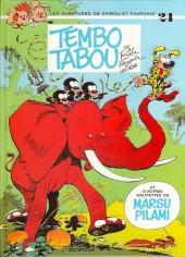 Spirou et Fantasio -24f03- Tembo Tabou