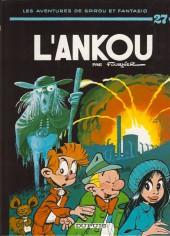 Spirou et Fantasio -27e02- L'Ankou