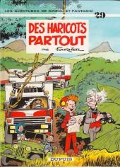 Spirou et Fantasio -29d06- Des haricots partout