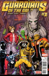 Guardians of the Galaxy (2015) -1- Guardians Of The Galaxy - But Things Have Changed.