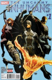 Uncanny Inhumans (The) (2015) -1- The Uncanny Inhumans
