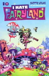 I Hate Fairyland (2015) -1- I Hate Fairyland