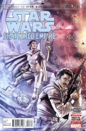 Journey to Star Wars: The Force Awakens - Shattered Empire (2015) -3- Shattered Empire Part III