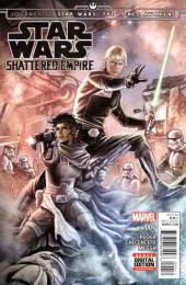 Journey to Star Wars: The Force Awakens - Shattered Empire (2015) -4- Shattered Empire Part IV