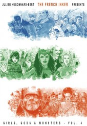 (AUT) Hugonnard-Bert -4- Girls, Gods & Monsters Volume 4