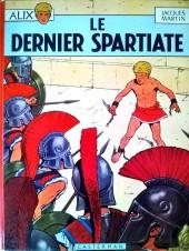 Alix -7a1969- Le Dernier Spartiate