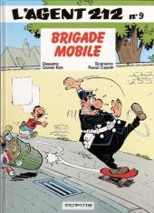L'agent 212 -9a1993- Brigade mobile