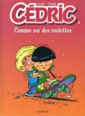 Cédric -8d11- Comme sur des roulettes