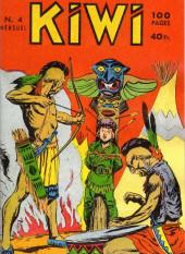 Kiwi -4- Le petit trappeur