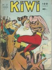 Kiwi -21- Le petit trappeur