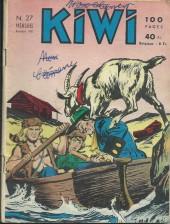 Kiwi -27- Le petit trappeur