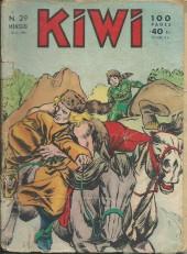Kiwi -29- Le petit trappeur