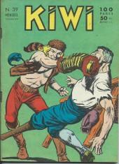 Kiwi -39- Le petit trappeur