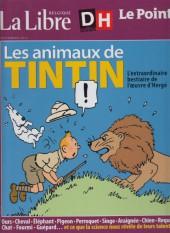 Tintin - Divers -76'- Les animaux de Tintin